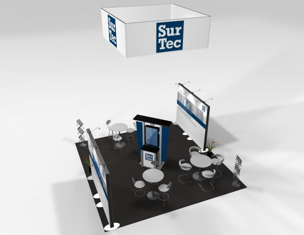 RE-9028 Trade Show Rental Exhibit -- Image 3