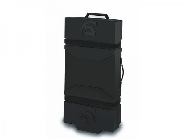 "LT-550 Portable Roto-molded Cases with Wheels (26"" W x 11"" D x 54"" H)"