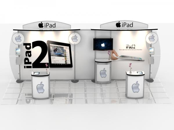 RE-2029 / iPad Trade Show Exhibit -- Image 3