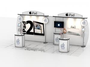 RE-2029 / iPad  Trade Show Exhibit -- Image 1