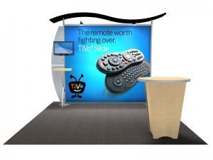 VK-1217 Portable Hybrid Trade Show Exhibit -- Image 2